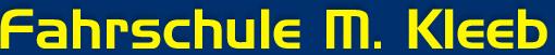 Fahrschule Matthias Kleeb - Logo